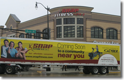 Snap Fitness - Coming Soon